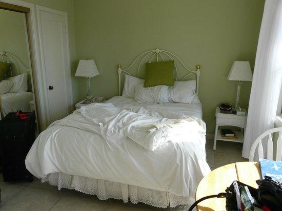 Casablanca Inn on the Beach : Bedroom
