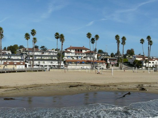 Casablanca Inn On The Beach Santa Cruz Ca