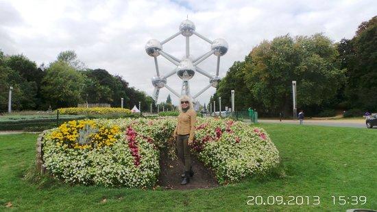 Restaurant de L'Atomium : Far