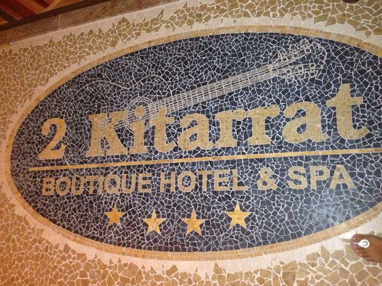 2 Kitarrat Hotel Boutique & SPA