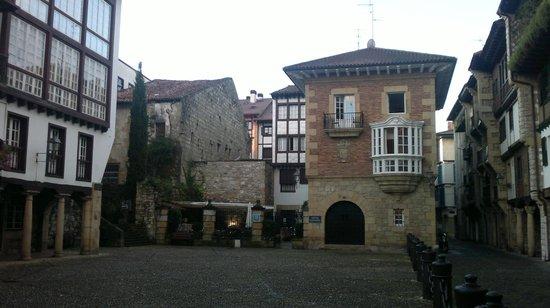 Hotel Palacete: Vista de la fachada del Hotel
