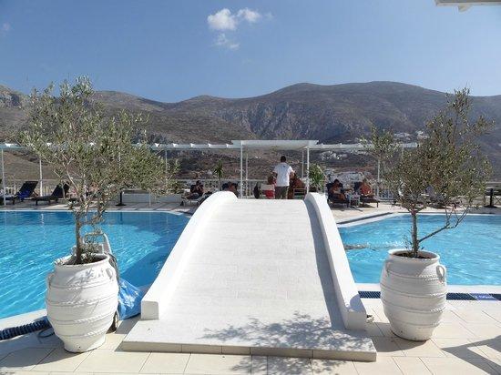 Aegialis Hotel & Spa: Pool