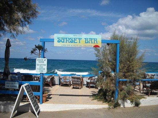 Kreta Hotel Sunset Beach