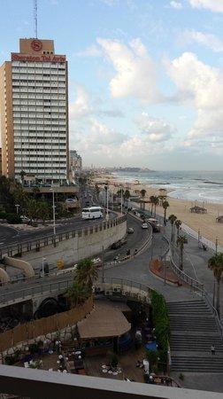 Renaissance Tel Aviv Hotel: Playa