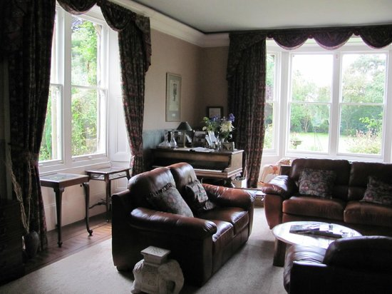 The Rectory Lacock: The lounge