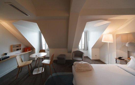 Hotel Le Marcel : Suite 702
