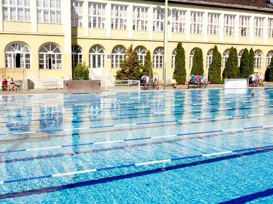 Csaszar Hotel: pool