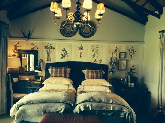 Singita Castleton: Beautiful room