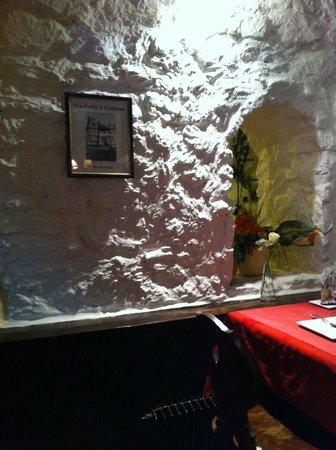 Winstub Cafe Ville de Paris : Salle à manger sous-sol