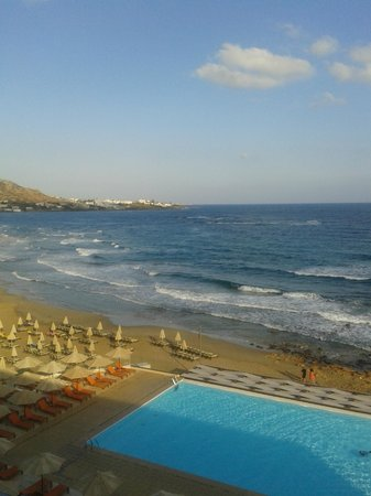 Aktia Lounge Hotel & Spa : Stalis from room