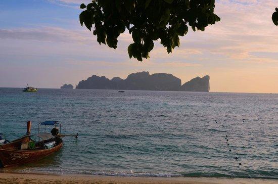 Paradise Resort Phi Phi: View from Resort