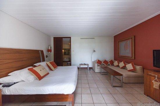 Paradis Beachcomber Golf Resort & Spa: Stanza da letto