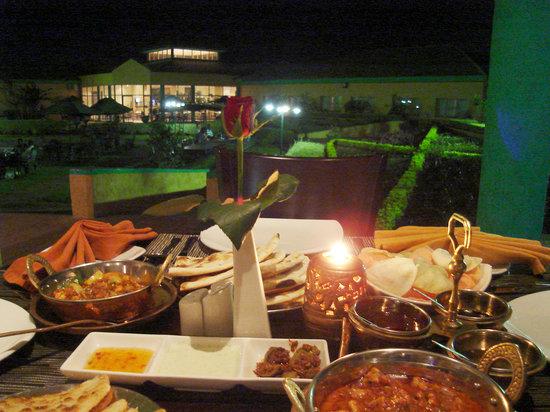 Crossroads Hotel: Copper Pot Restaurant