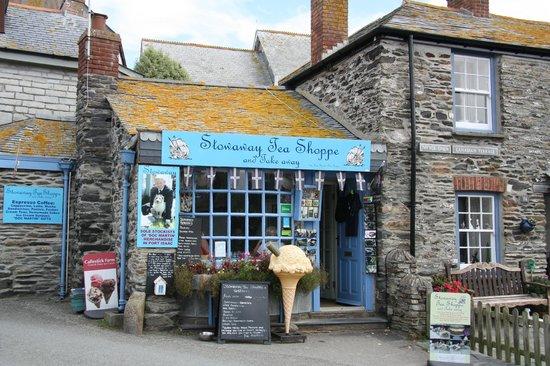 Stowaway Tea Shoppe