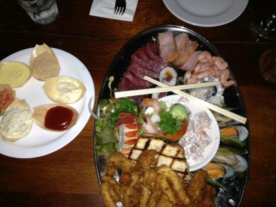 Trader Jacks: Misto pesce