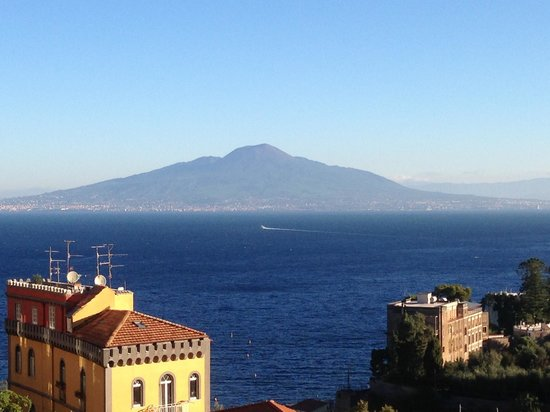 Grand Hotel Capodimonte: View of the Bay of Naples