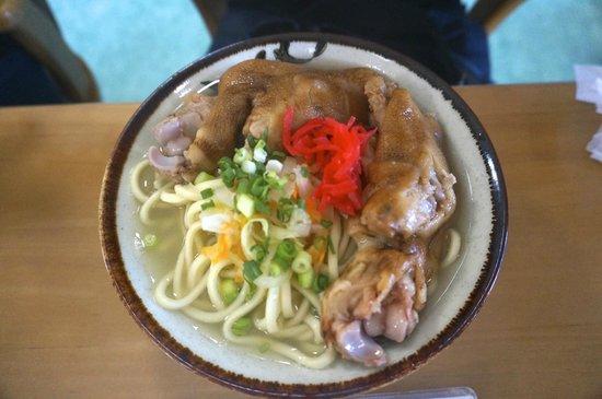 Mayuroshi Shokudo: てびちそば