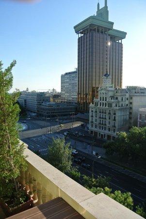 Gran Meliá Fénix: View from the terrace