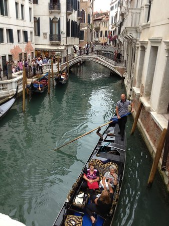 Hotel Castello: Canal