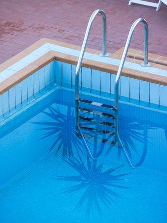 Hotel Pensione Monti: pool