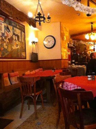 La Cloche : Salle à manger