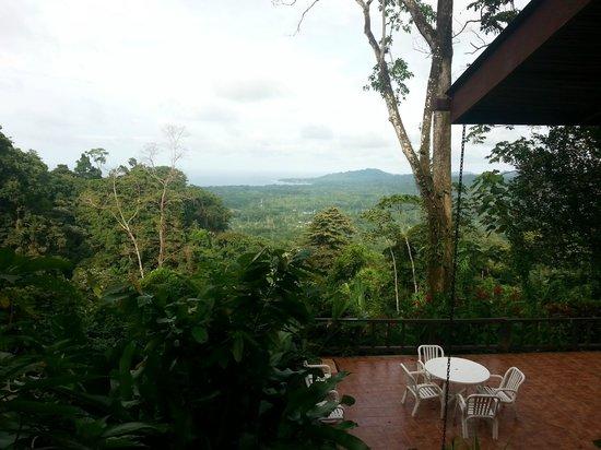 Samasati Retreat & Rainforest Sanctuary : Dining Area.