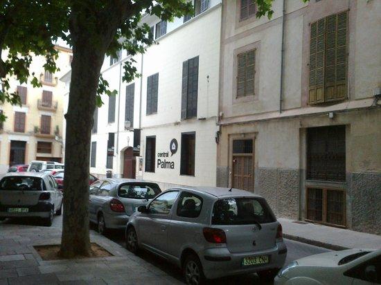 Central Palma Hostel : Entrance