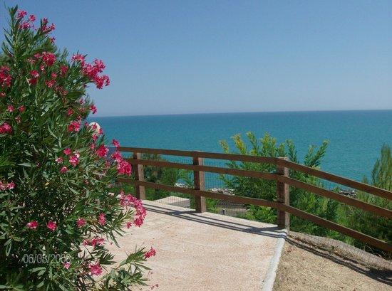 Villaggio Turistico Tibiceco : vista mare