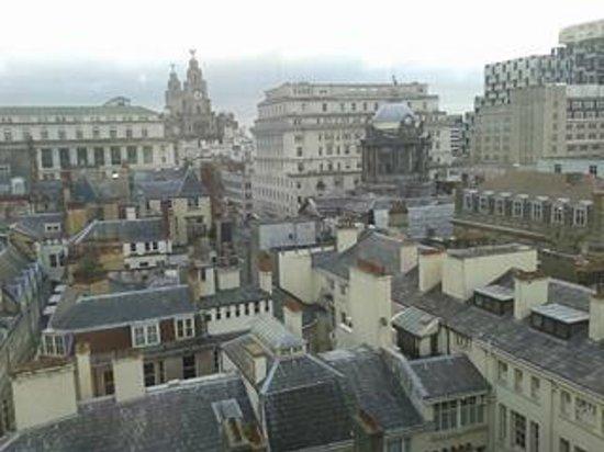 Z Hotel Liverpool: room views