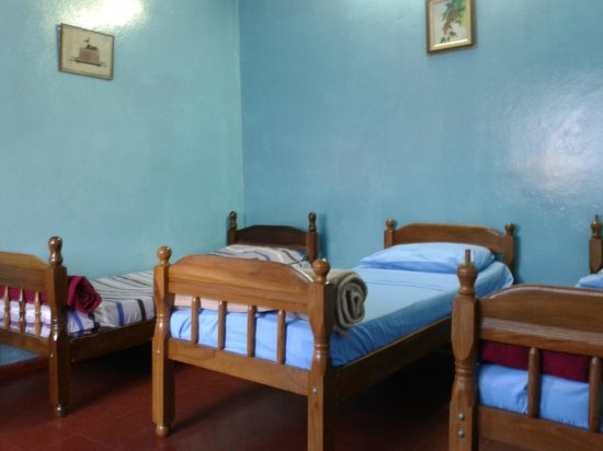 Hummingbird Hostel: Habitacion Triple