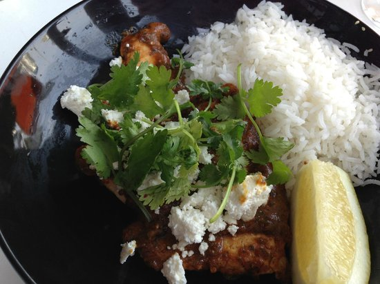 Mo Noodles: Chicken with chilli, lime and feta