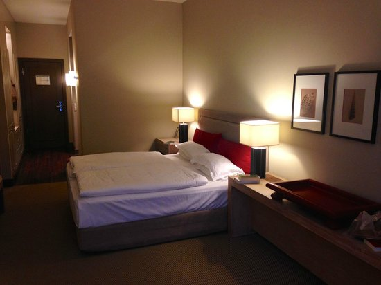 Steigenberger Strandhotel und Spa: Zimmer im Erdgeschoß
