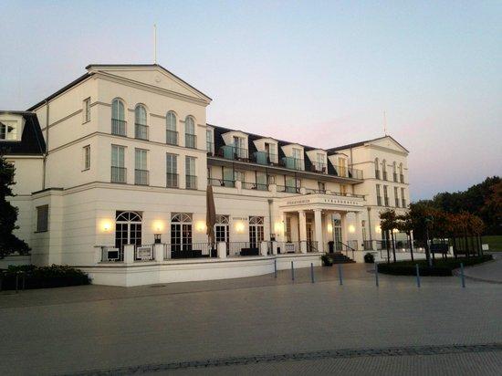 Steigenberger Strandhotel und Spa: Außenansicht