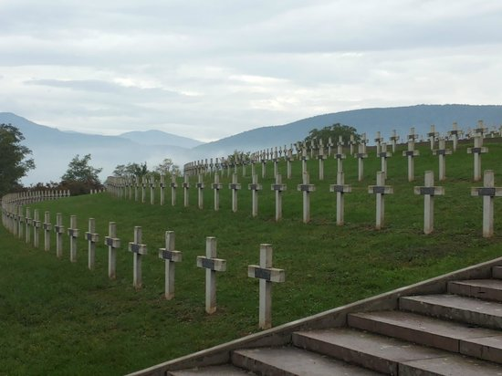 Haut-Rhin, Frankrike: Sigolsheim,  War cemetery