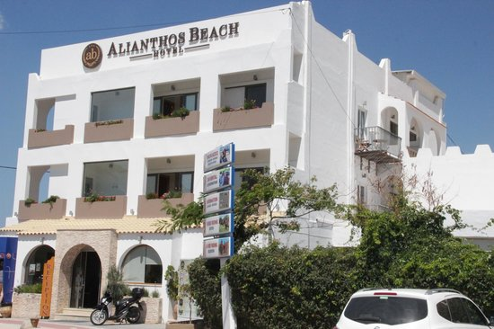 Photo of Alianthos Beach Hotel Plakias