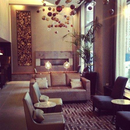 Hotel Felix : Nice lounge area