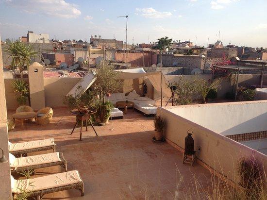 Riad O2: Terrace
