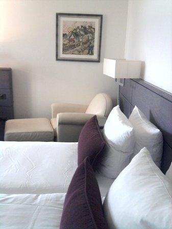 Wyndham Apollo Hotel Amsterdam: Literie confortable