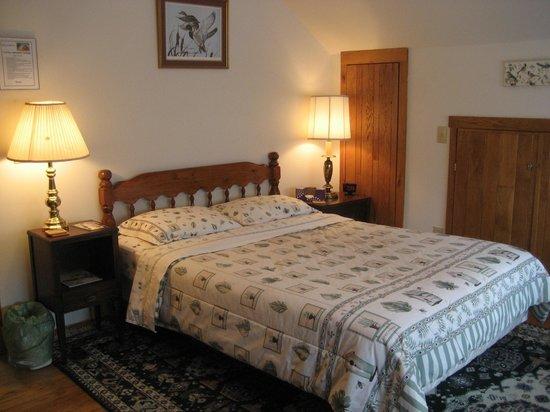 Little Orleans Lodge: Washington Suite 2nd floor