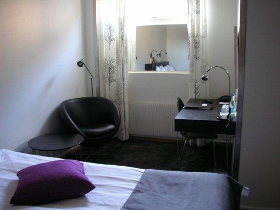 Best Western Kom Hotel Stockholm: vue de la chambre