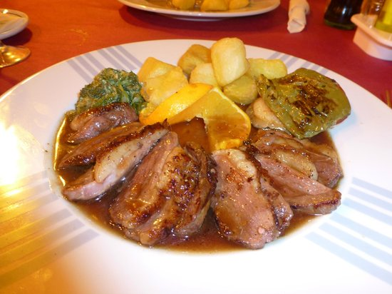 La Torre: Lamb that melts in your mouth