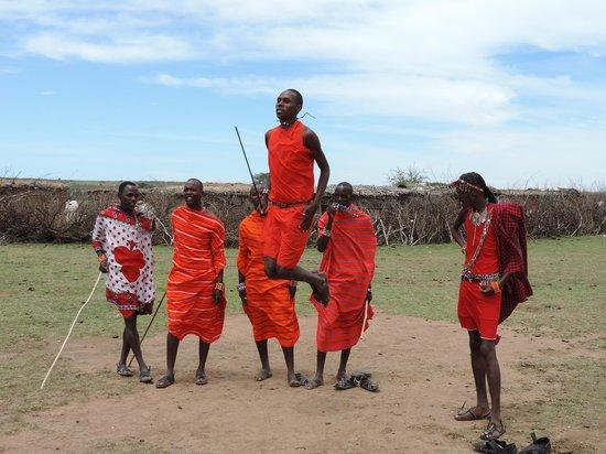 Basecamp Masai Mara: Masai