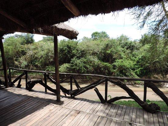 Basecamp Masai Mara : View from Tent 15