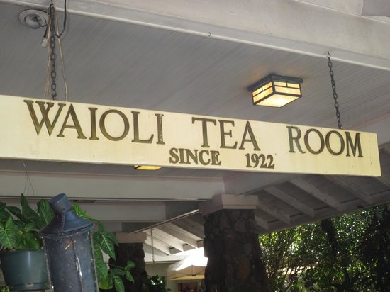 Wai'oli Tea Rooms