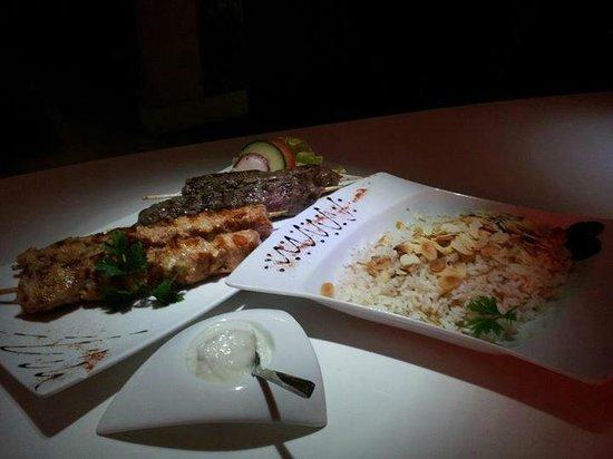 Restaurant le BK : Brochettes