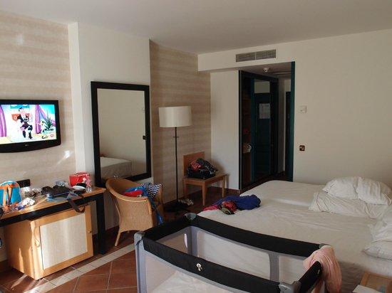 Barcelo Punta Umbria Mar: Habitacion