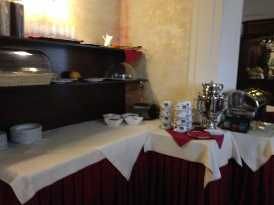 Fortuna Hotel: Comedor