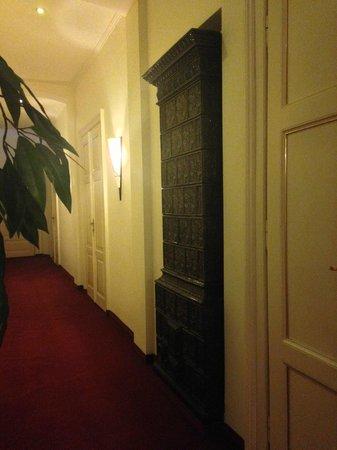Fortuna Hotel: Pasillo segundo piso