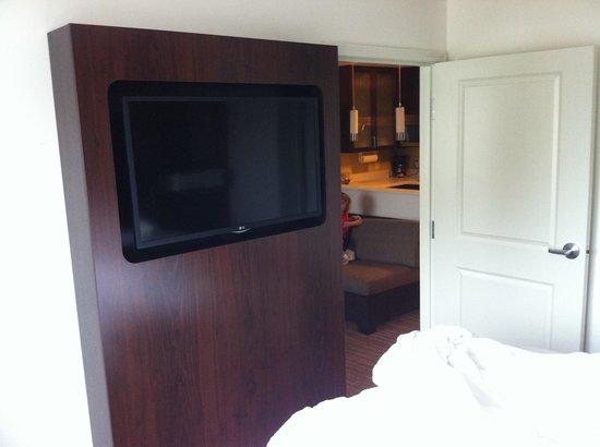 Residence Inn Albany Washington Avenue: Bedroom