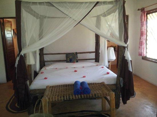 Kichanga Lodge : chambre